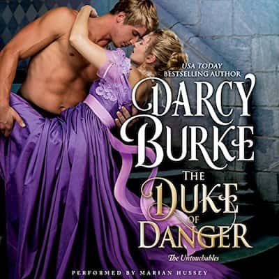 Duke of Danger by Darcy Burke
