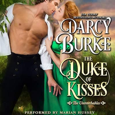 The Duke of Kisses by Darcy Burke