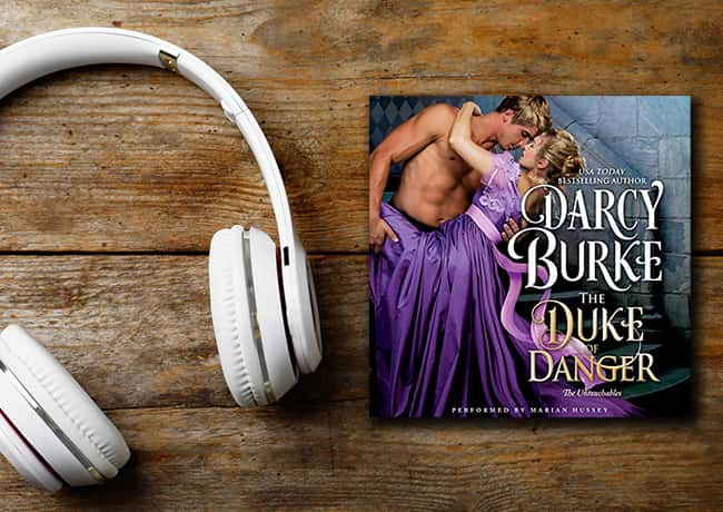 All Darcy Burke's Books on Audiobook