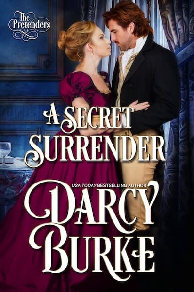 Book cover for A Secret Surrender by Darcy Burke