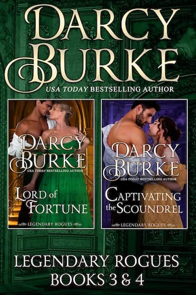 Book cover for Legendary Rogues Set 2 by Darcy Burke