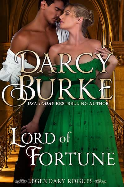 Book cover for Lord of Fortune by Darcy Burke