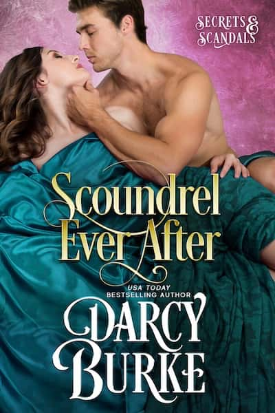 Book cover for Scoundrel Ever After by Darcy Burke