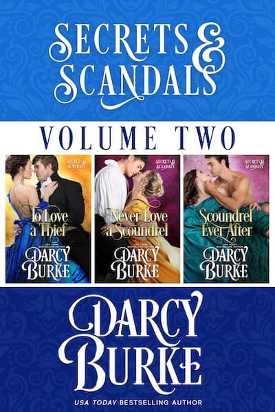 Book cover for Secrets & Scandals Vol. 2 by Darcy Burke