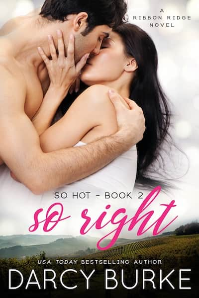 Book cover for So Right by Darcy Burke