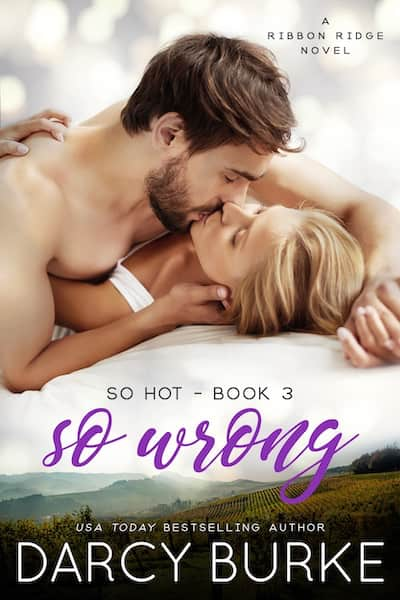 Book cover for So Wrong by Darcy Burke