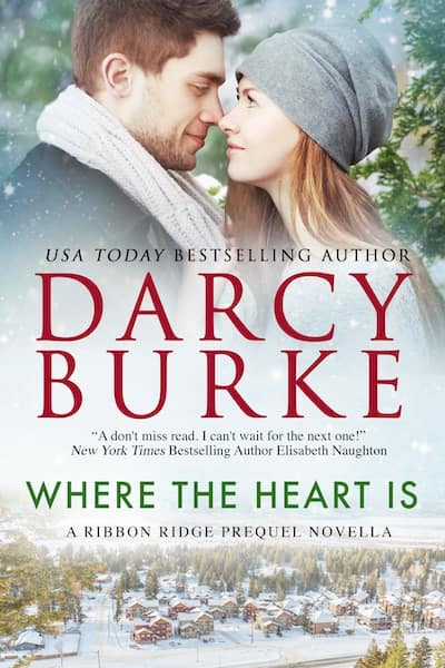 Book cover for Where The Heart Is by Darcy Burke