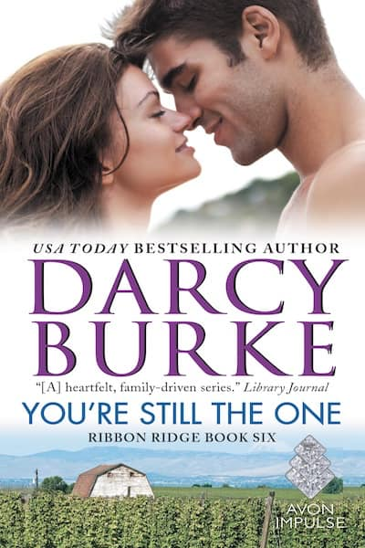 Book cover for You're Still The One by Darcy Burke